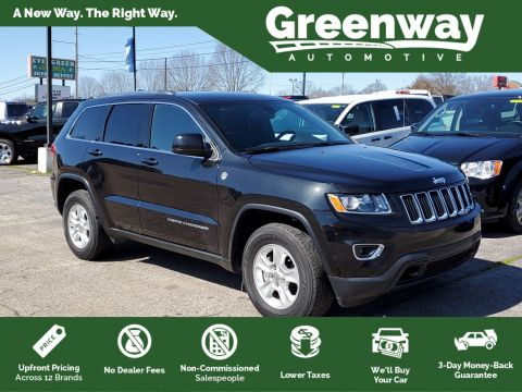 Pre-Owned 2016 Jeep Grand Cherokee V8 Limited