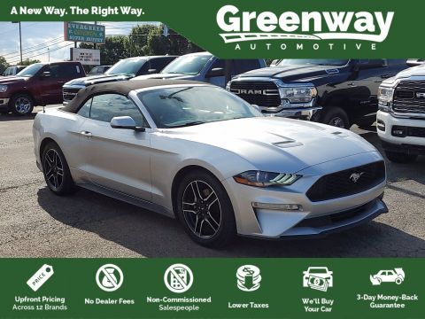 Pre-Owned 2019 Ford Mustang Convertible