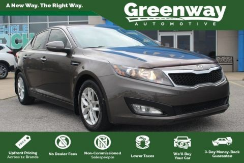 Certified Pre-Owned 2012 Kia Optima LX